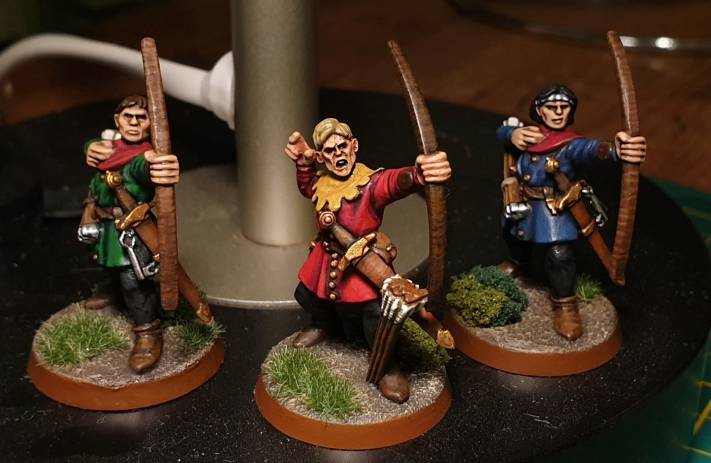 keep the Old World Alive! - Miniatures by Tag. Breton10