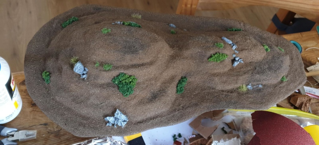 Building the Grand Barony of Hochland - Terrain log by Tag. Hill_110