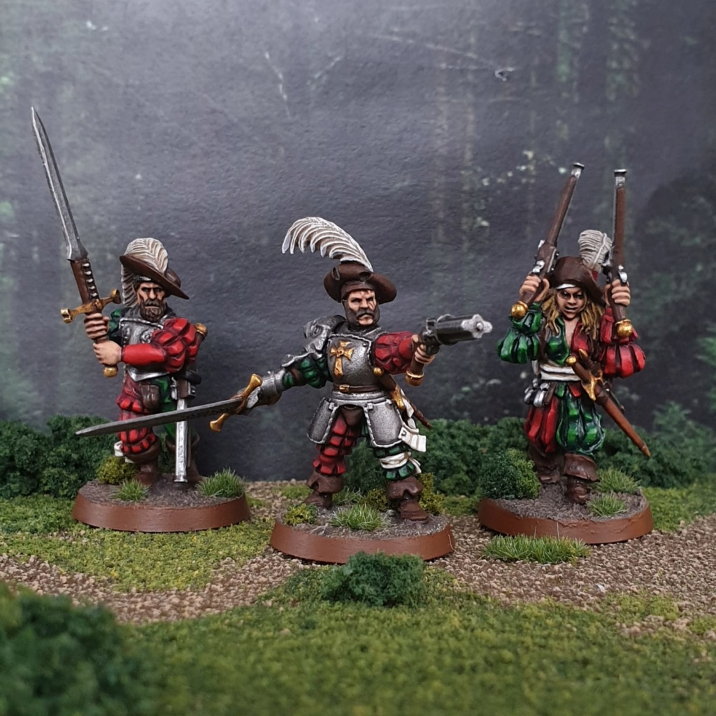 keep the Old World Alive! - Miniatures by Tag. The_ei12