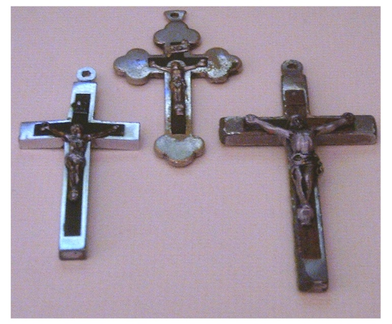 Crucifijo - s. XIX-XX Crucif10