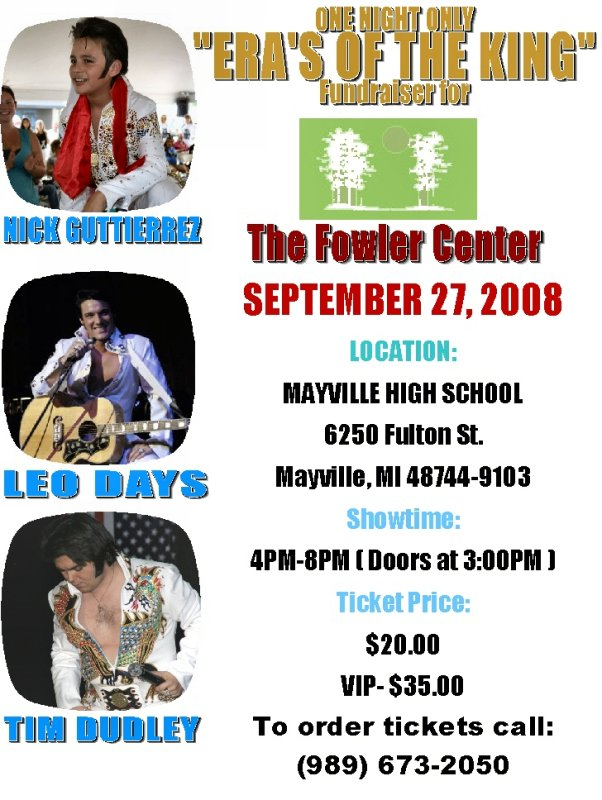 Tim Dudley, Leo Days, and Nick Guttierrez one night only! Fowler10