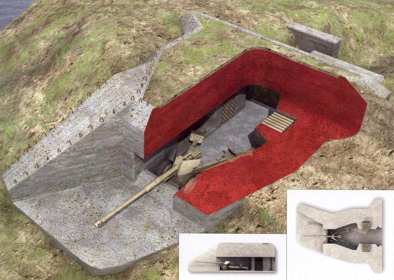 bunker en coupe Tob310