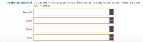 TUTO NIVEAU 2 - Pour un site personnalisé et référencé Screen13