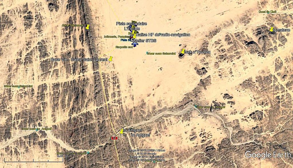 Plan de la base d'In Amguel - Page 2 Cemoia10