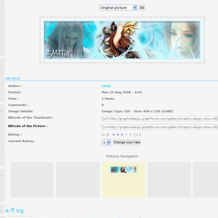 The Graphic Design Forum Screen10
