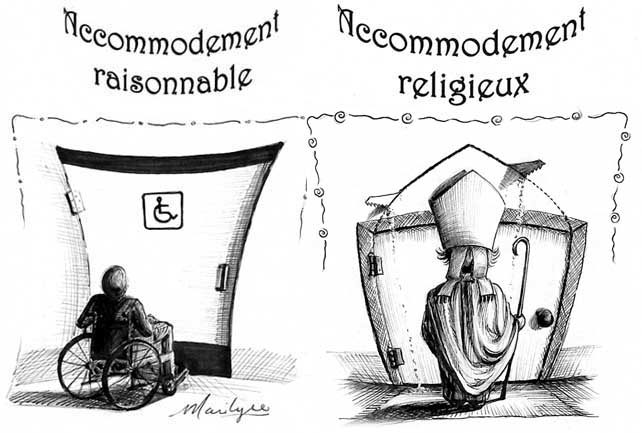 Image N°2 : les accomodements face aux religions Accomm11