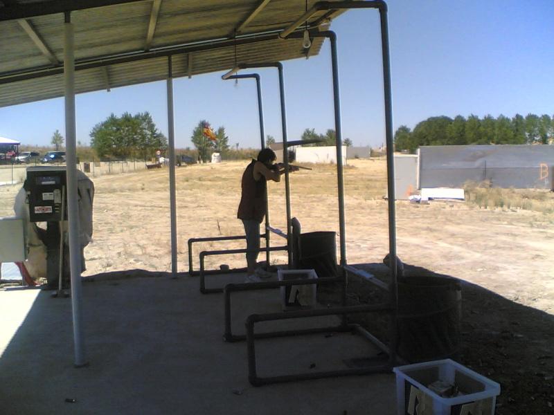 Tiro al plato en Salamanca (02-08-2008) 02082010