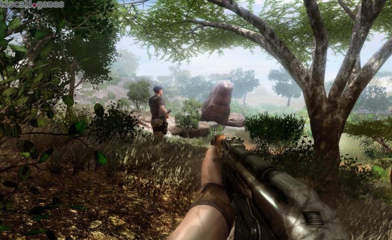"""Far Cry 2"" editeur de niveau Fac2x310"