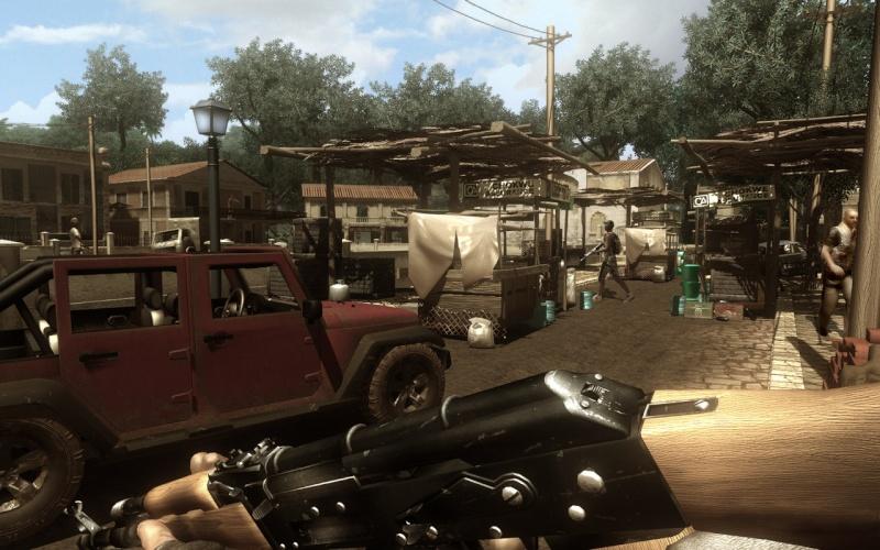 """Far Cry 2"" editeur de niveau Fac2x312"