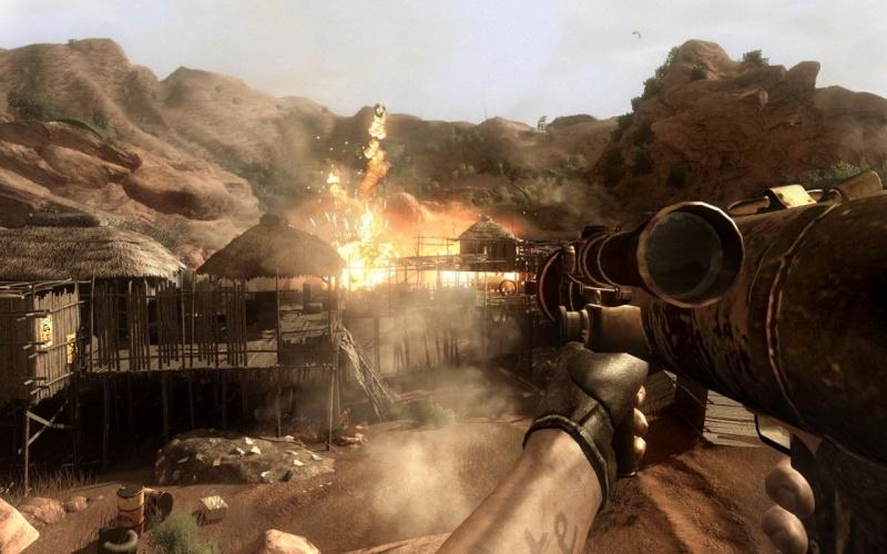 """Far Cry 2"" editeur de niveau Fac2x314"