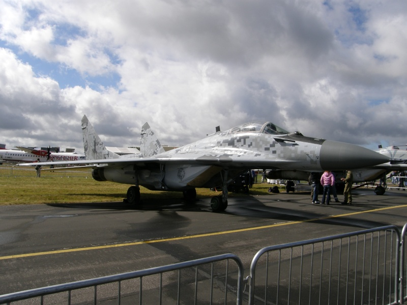 Farnborough International Airshow Convar38