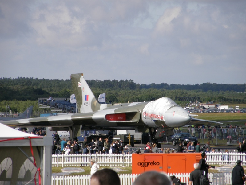 Farnborough International Airshow Convar42