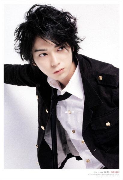Vos personnalité favorites Jun_ma10