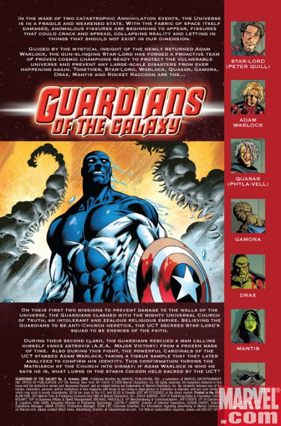 Guardians of the Galaxy #4 Guardi11
