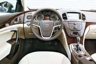 Vergleich Opel Insignia / VW Passat 20080814