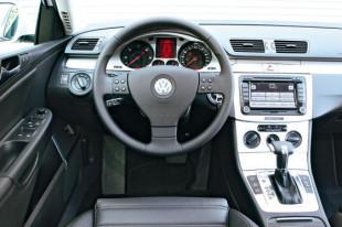 Vergleich Opel Insignia / VW Passat 20080816