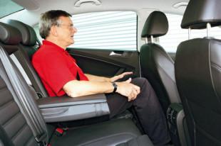 Vergleich Opel Insignia / VW Passat 20080818