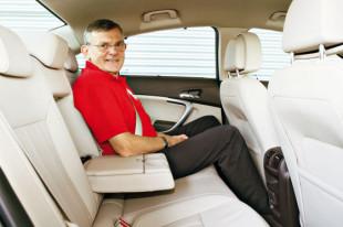 Vergleich Opel Insignia / VW Passat 20080819