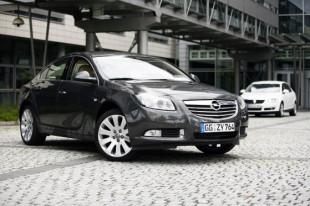 Vergleich Opel Insignia / VW Passat 20080826