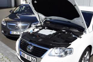 Vergleich Opel Insignia / VW Passat 20080827