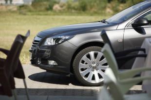 Vergleich Opel Insignia / VW Passat 20080830