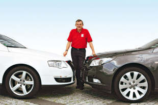 Vergleich Opel Insignia / VW Passat 20080833