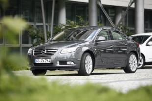 Vergleich Opel Insignia / VW Passat 20080834
