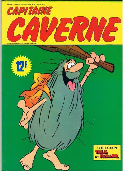 Album N°6 - CAPITAINE CAVERNE Capita10
