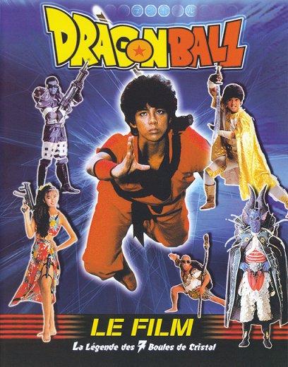 Ya se hizo una peli de Dragon Ball Affich10