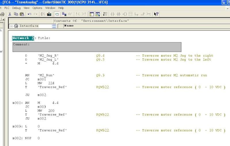 دورة تدريبية في الحاكمات المنطقية قابلة للبرمجة طراز Siemens S7 - صفحة 4 Trav510