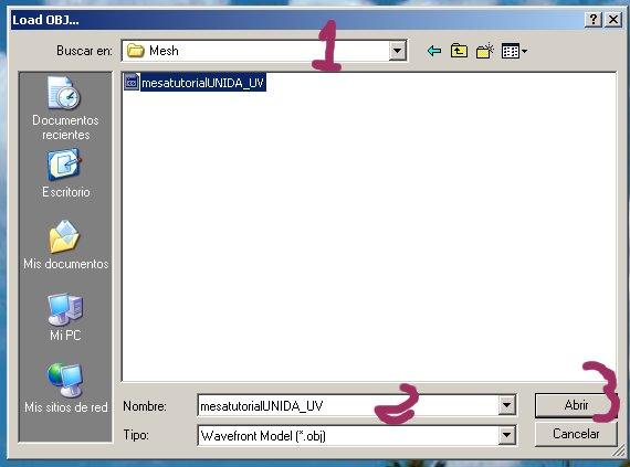 Mesh 2: Tutorial Blender Básico (Programa de 3D) 312