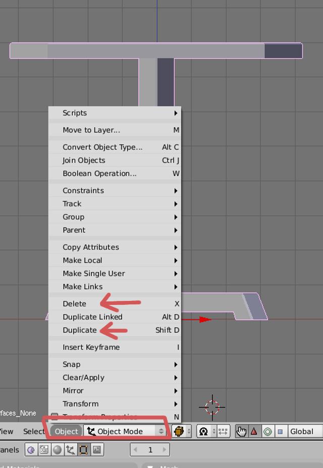 Mesh 2: Tutorial Blender Básico (Programa de 3D) Pantal15