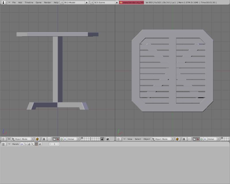 Mesh 2: Tutorial Blender Básico (Programa de 3D) Pantal26