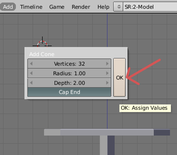 Mesh 2: Tutorial Blender Básico (Programa de 3D) Pantal28