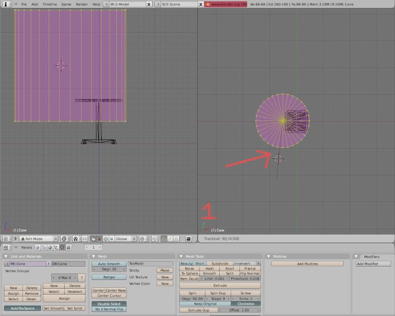 Mesh 2: Tutorial Blender Básico (Programa de 3D) Pantal30