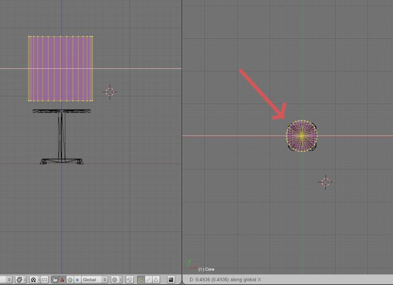 Mesh 2: Tutorial Blender Básico (Programa de 3D) Pantal33