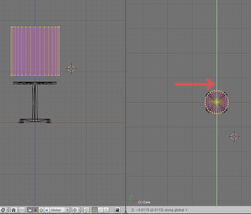 Mesh 2: Tutorial Blender Básico (Programa de 3D) Pantal34