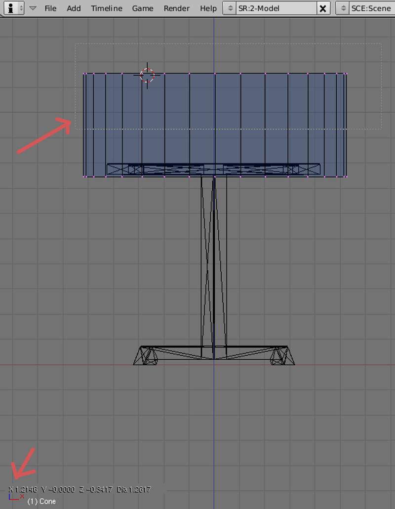 Mesh 2: Tutorial Blender Básico (Programa de 3D) Pantal37