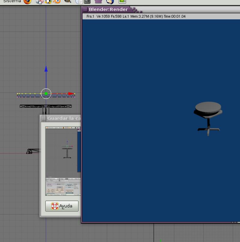 Mesh 2: Tutorial Blender Básico (Programa de 3D) Pantal38