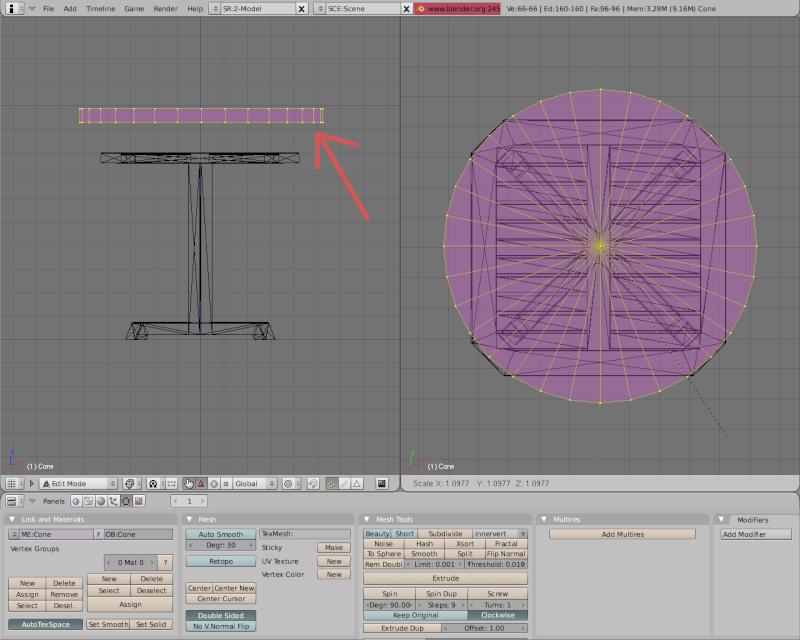 Mesh 2: Tutorial Blender Básico (Programa de 3D) Pantal40