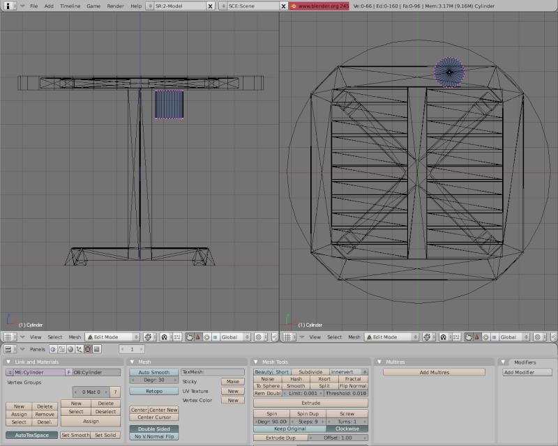 Mesh 2: Tutorial Blender Básico (Programa de 3D) Pantal52