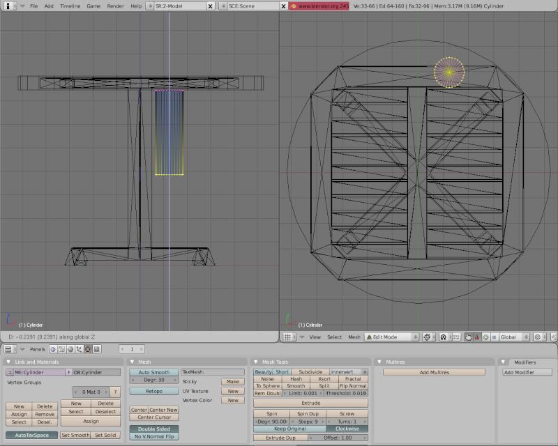 Mesh 2: Tutorial Blender Básico (Programa de 3D) Pantal55