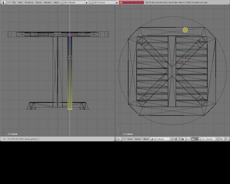 Mesh 2: Tutorial Blender Básico (Programa de 3D) Pantal57