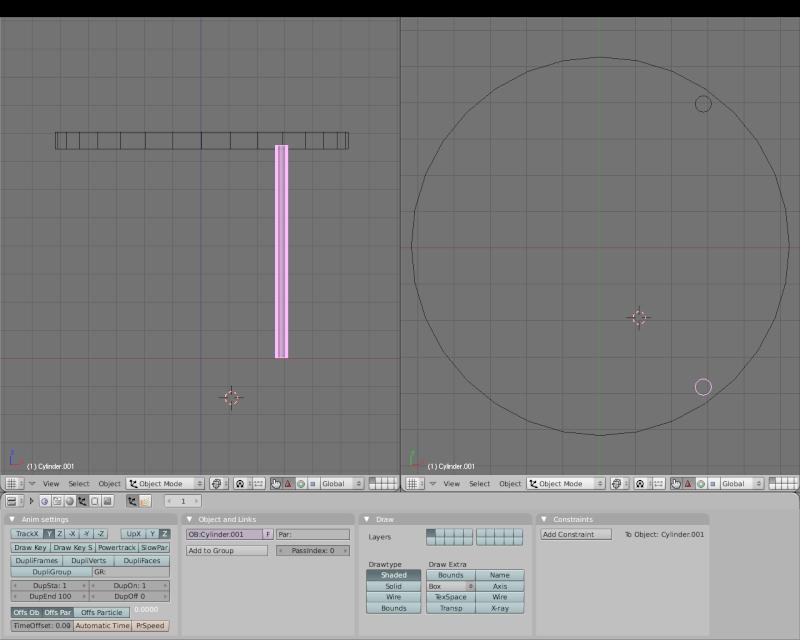 Mesh 2: Tutorial Blender Básico (Programa de 3D) Pantal60