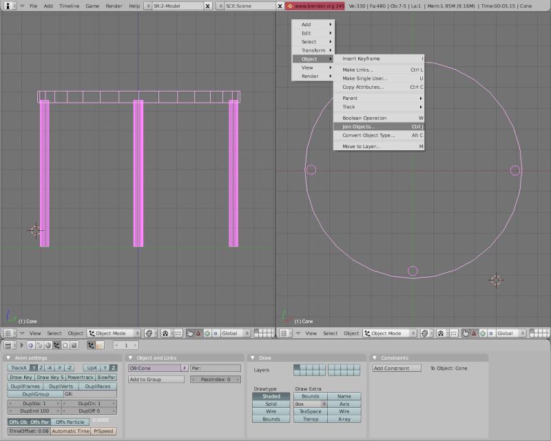 Mesh 2: Tutorial Blender Básico (Programa de 3D) Pantal62