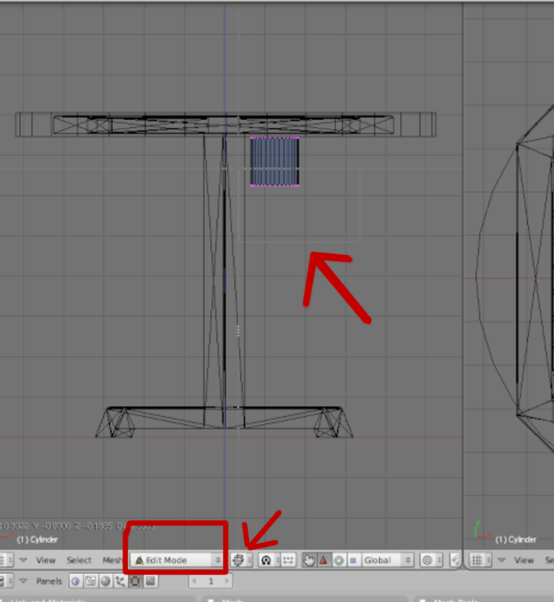 Mesh 2: Tutorial Blender Básico (Programa de 3D) Pantal64