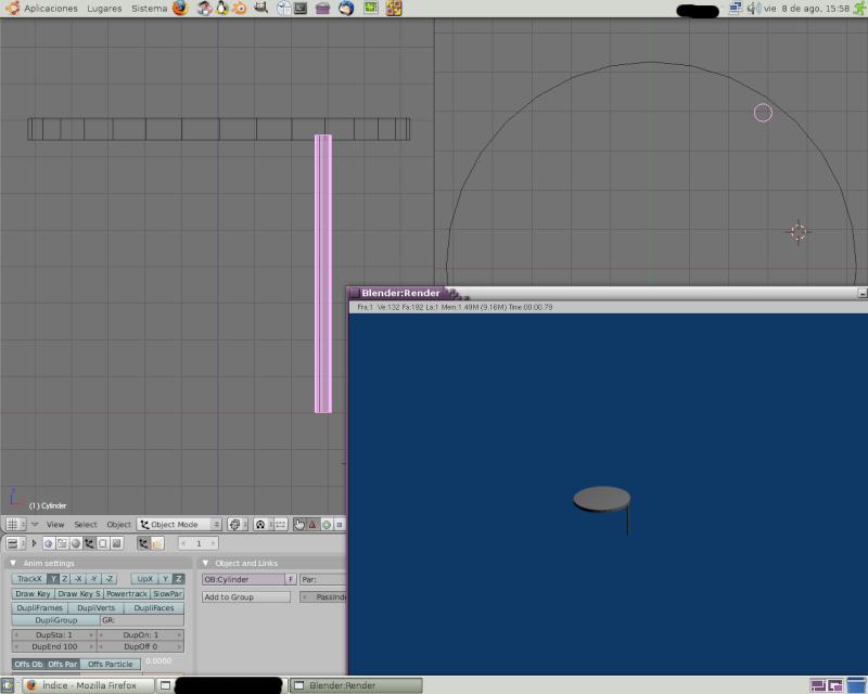 Mesh 2: Tutorial Blender Básico (Programa de 3D) Pantal71