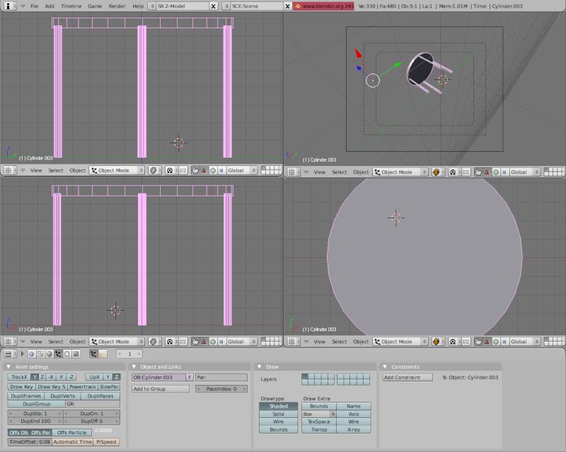 Mesh 2: Tutorial Blender Básico (Programa de 3D) Pantal72