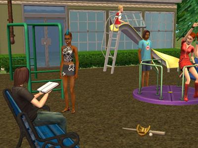 Los Sims 2 Comparten Piso - Página 4 Snapsh76
