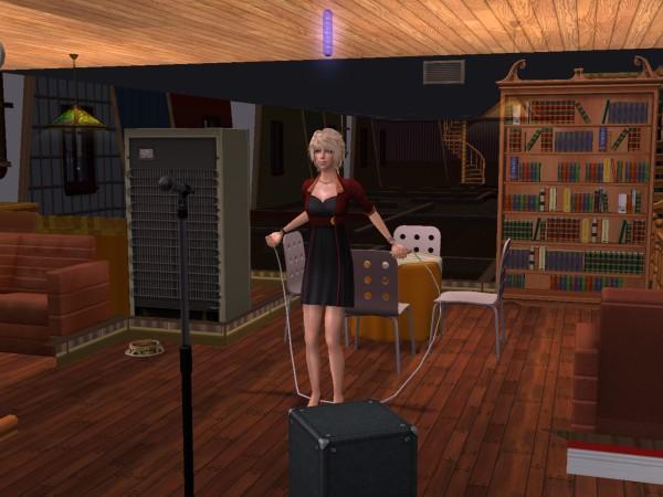 Los Sims 2 Comparten Piso - Página 4 Snapsh79